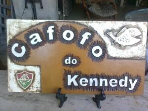 CAFOFO DO KENNEDY