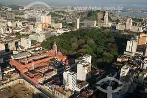 Praça da República - RJ 2012
