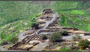 ruínas de Corazim